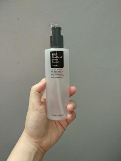 Review COSRX BHA Blackhead Power Liquid: The Real Powerful Exfoliant